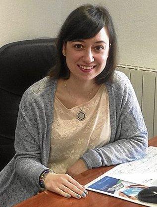 Lorena Jorna Boticario, Pregonera del Novenario de 2017