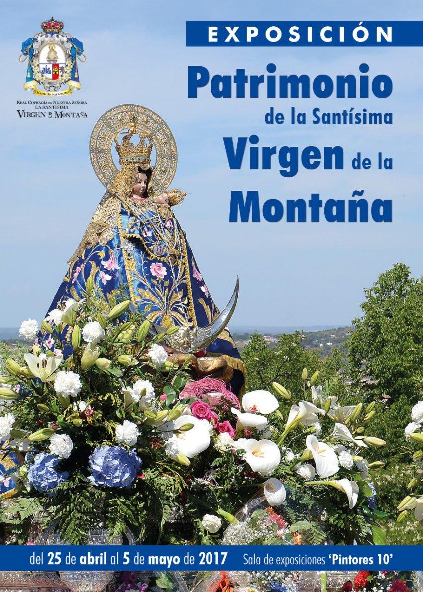 Exposición Patrimonio de la Santísima Virgen de la Montaña